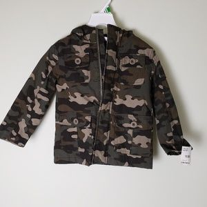 Other - NWT💥Camo Toddler Jacket in 2T